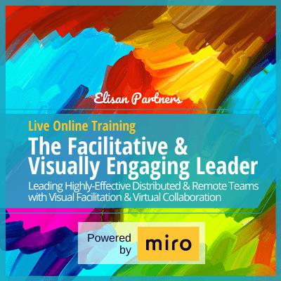 Facilitative and Visually Engaging Leader